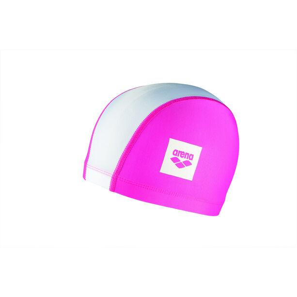 arena Unix II Cap Kinder pink/white