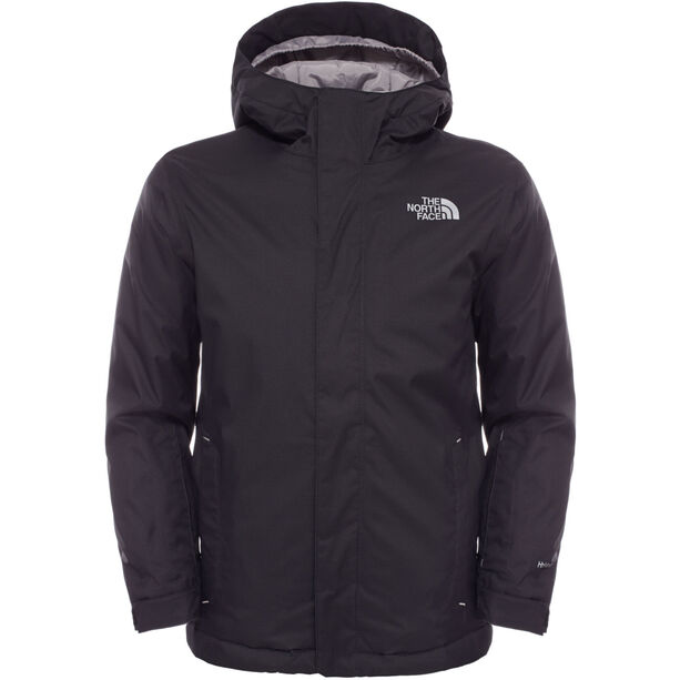 The North Face Snow Quest Jacke Kinder tnf black