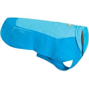Ruffwear Vert Jacke blue atoll blue atoll