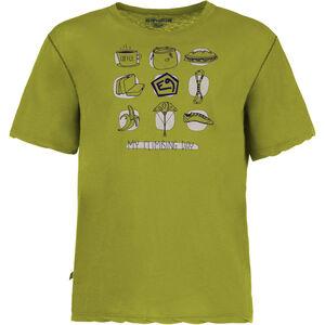 E9 My Day T-Shirt Herren apple apple