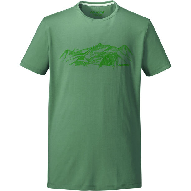 Schöffel Barcelona1 T-Shirt Herren sea spray