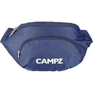 CAMPZ Falt-Hüfttasche ultraleicht blau blau
