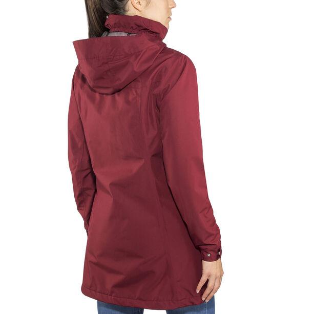 Helly Hansen Aden Insulated Coat Damen cabernet