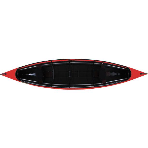 Triton advanced Canoe rot/schwarz