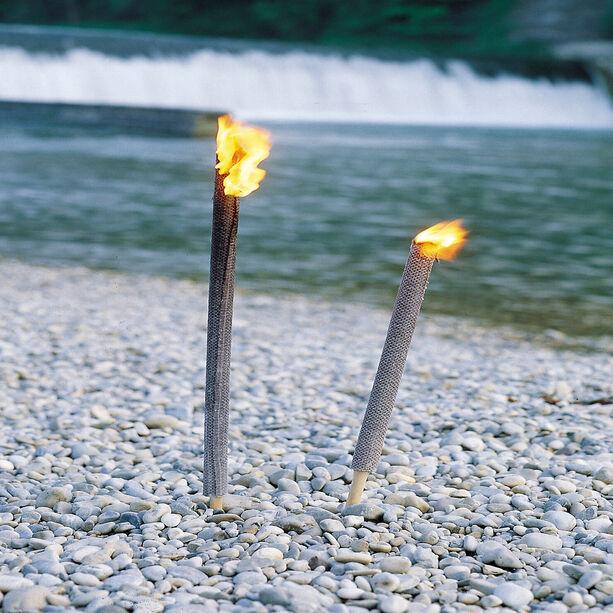 Basic Nature Wax torches 4 Stück