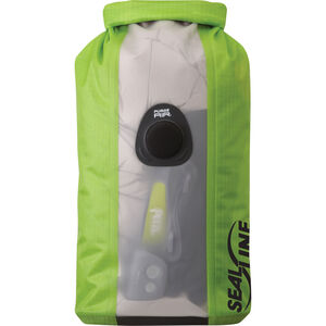 SealLine Bulkhead View Dry Bag 5l green green