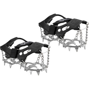 Climbing Technology Ice Traction Crampons Plus XL black black