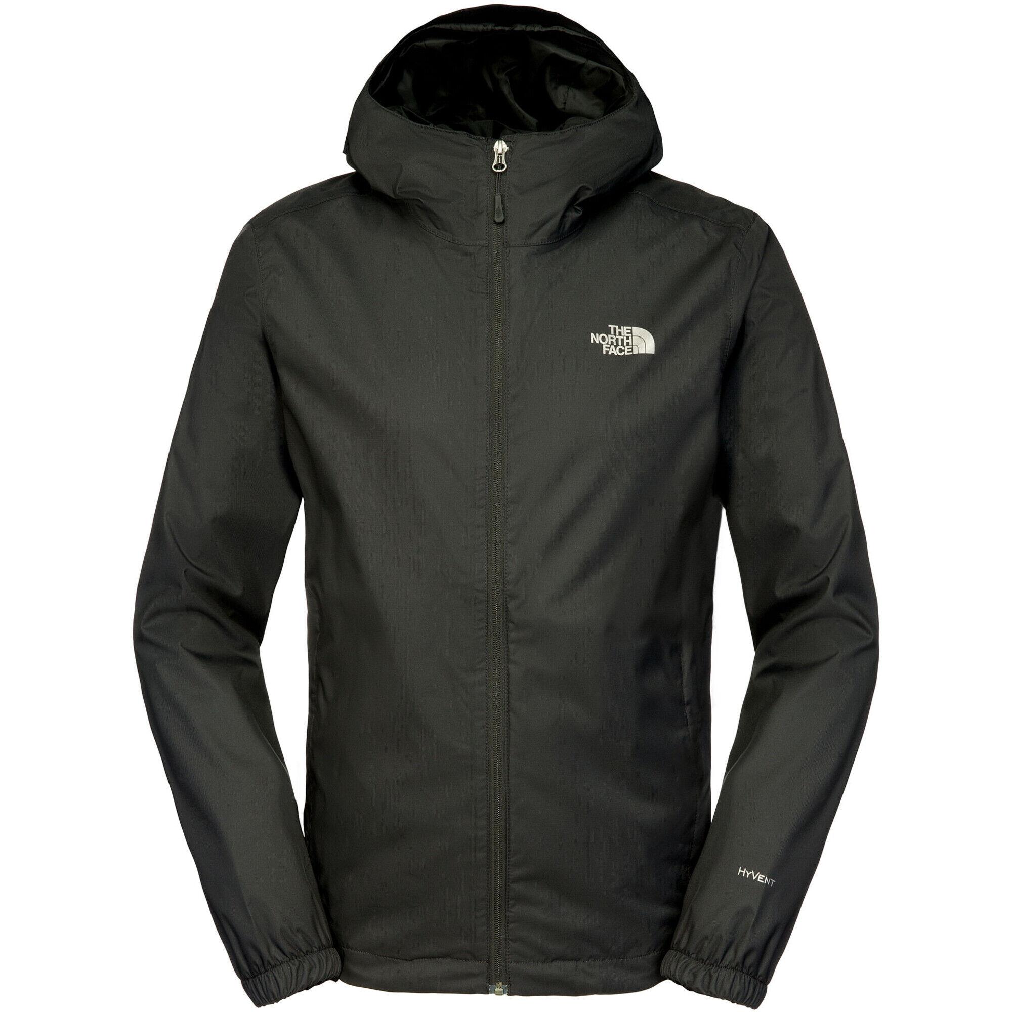 The North Face Quest Jacket Herren tnf black