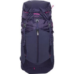 Bergans Skarstind 40 Backpack Damen blackberry/hot pink blackberry/hot pink