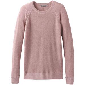 Prana Milani Rundhals-Sweater Damen light mauve heather light mauve heather