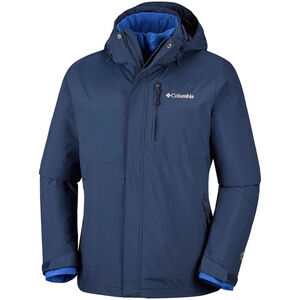 Columbia Element Blocker II Vielseitige Jacke Herren collegiate navy collegiate navy