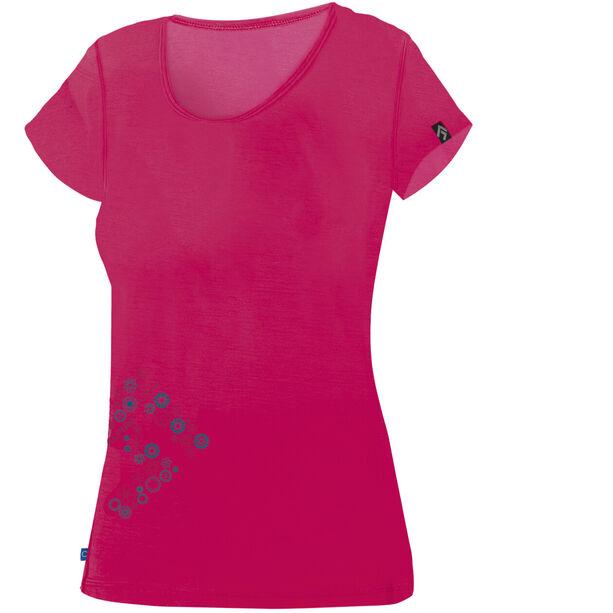 Directalpine Furry 1.0 Kurzarm T-Shirt Damen rose