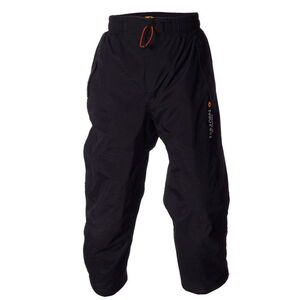 Isbjörn Rain Pants Kinder black black
