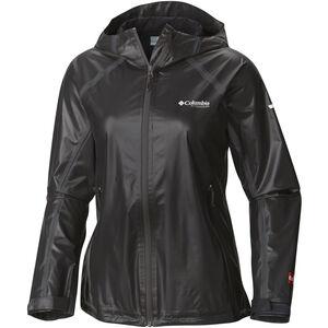 Columbia Outdry Ex Gold Tech Shell Jacket Damen black black