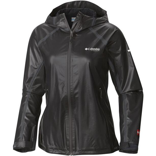 Columbia Outdry Ex Gold Tech Shell Jacket Damen black