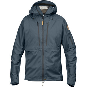 Fjällräven Keb Eco-Shell Jacket Herren dusk dusk