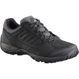 Columbia Ruckel Ridge Plus Shoes Herren black/shark black/shark