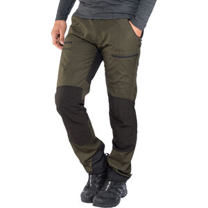Pinewood Caribou TC Pants Herren moosgreen/black moosgreen/black