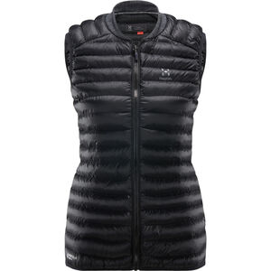 Haglöfs Essens Mimic Vest Damen true black/magnetite true black/magnetite