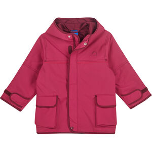 Finkid Tuulis Outdoor Parka Mädchen persian red/cabernet persian red/cabernet
