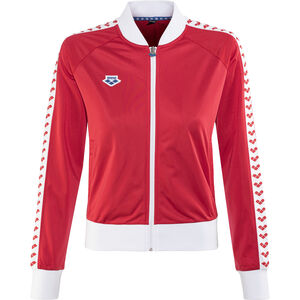 arena Relax IV Team Jacke Damen red-white-red red-white-red
