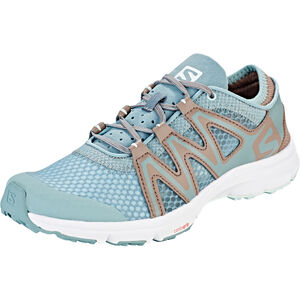 Salomon Crossamphibian Swift 2 Shoes Damen lead/deep taupe/icy morn lead/deep taupe/icy morn