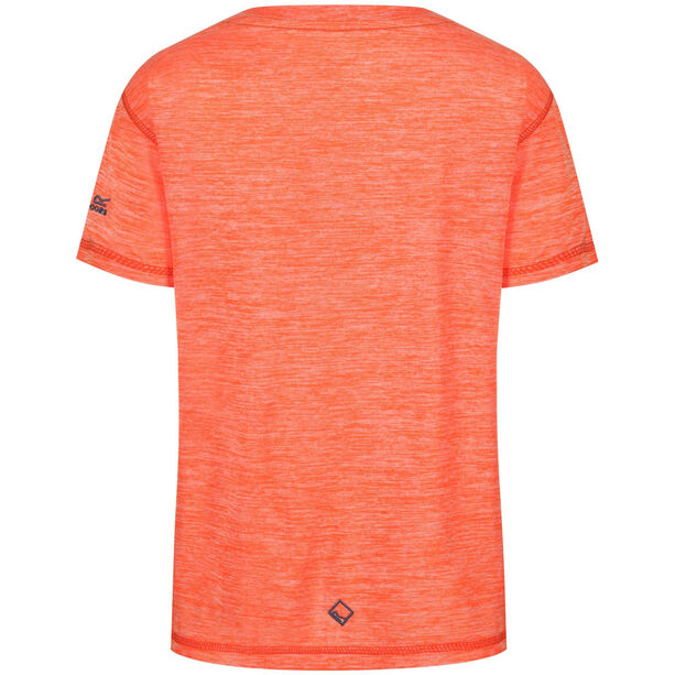 Regatta Alvarado IV T-Shirt Kinder blaze orange