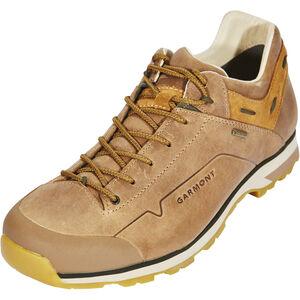 Garmont Miguasha Low Nubuck GTX Shoes Herren beige/olive green beige/olive green