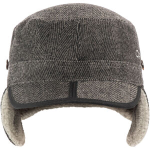 Outdoor Research Yukon Cap charcoal herringbone charcoal herringbone