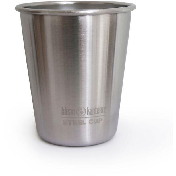 Klean Kanteen Steel Cup 295ml brushed stainless