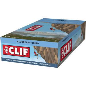 CLIF Bar Energy Riegel Box 12x68g Blueberry Crisp