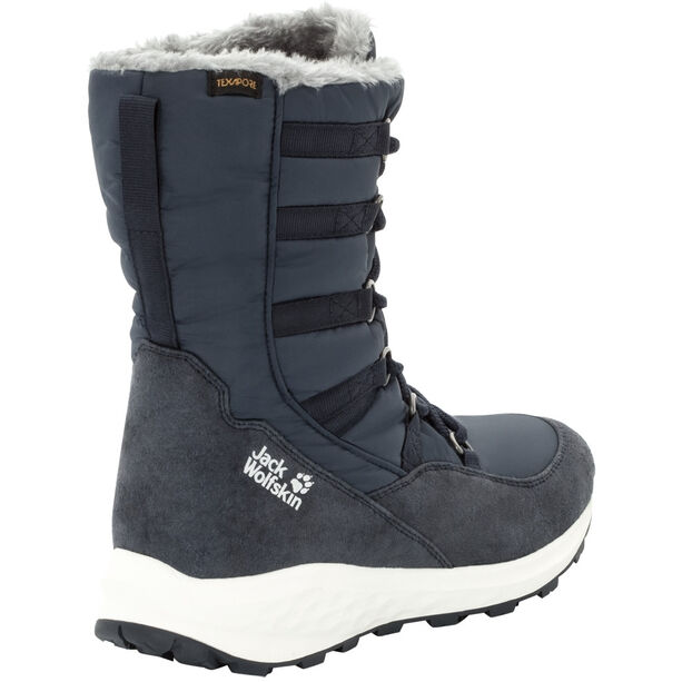 Jack Wolfskin Nevada Texapore High Stiefel Damen dark blue/off-white