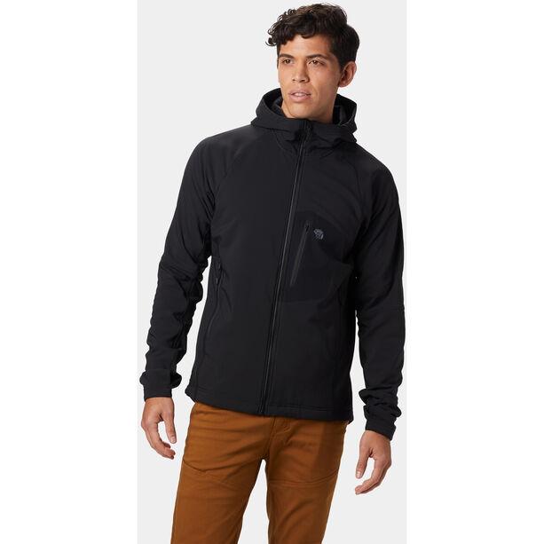 Mountain Hardwear Keele Kapuzenjacke Herren black
