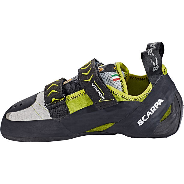 Scarpa Vapor V Climbing Shoes Herren lime fluo