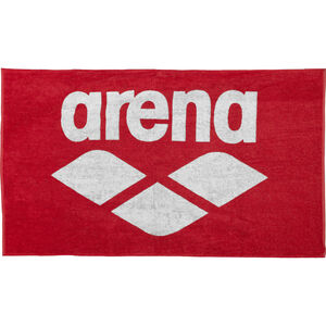 arena Pool Soft Towel red-white red-white