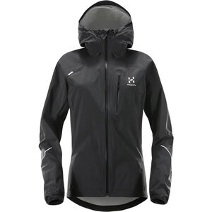 Haglöfs L.I.M Jacket Damen true black true black