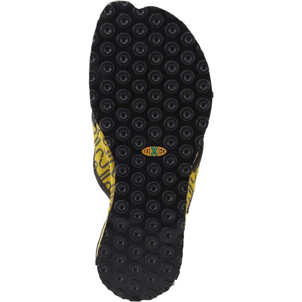 La Sportiva Swing Flips Herren black/yellow