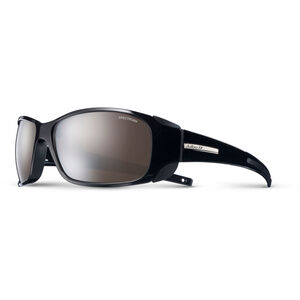 Julbo Montebianco Spectron 4 Sunglasses shiny black-brown flash silver shiny black-brown flash silver
