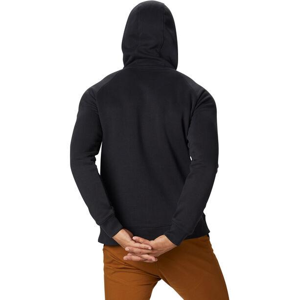 Mountain Hardwear Hardwear Logo Pullover Hoody Herren black