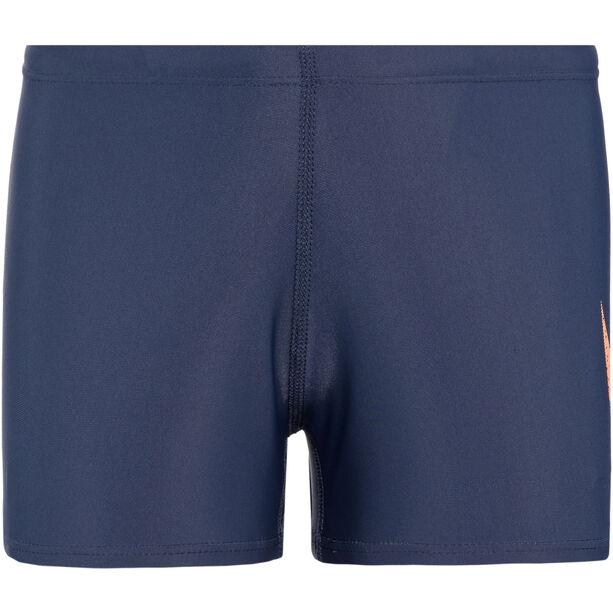 Nike Swim Mash Up Square Leg Jungen midnight navy