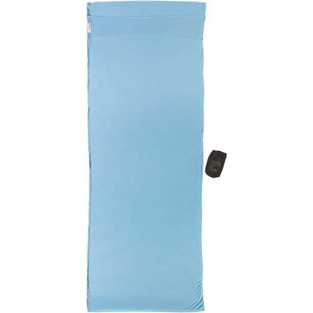 Cocoon Insect Shield TravelSheet Inlet CoolMax ocean
