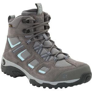 Jack Wolfskin Vojo Hike 2 Texapore Mid Shoes Damen tarmac grey tarmac grey