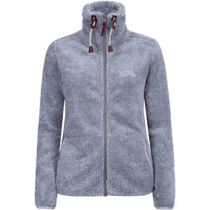 Icepeak Karmen Midlayer Jacke Damen light grey light grey