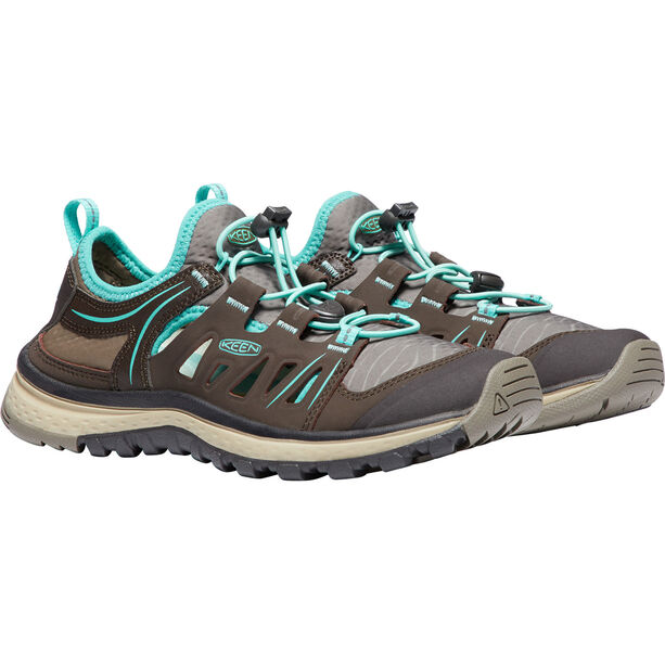 Keen Terradora Ethos Shoes Damen mulch/blue turquoise