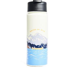 United By Blue Lakeside Edelstahl Reiseflasche 473ml cream cream