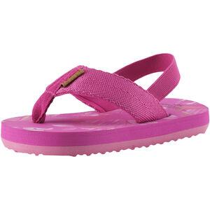 Reima Plagen Sandals Kinder candy pink candy pink