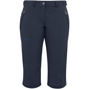 VAUDE Farley II Stretch Capri Damen eclipse
