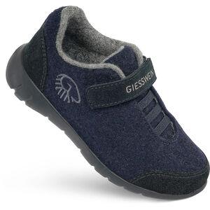 Giesswein Merino Wool Runners Kinder dark blue dark blue