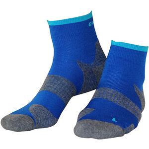 Gococo Technical Cushion Socks electric blue electric blue