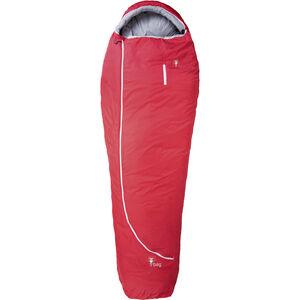 Grüezi-Bag Biopod Wool Zero Schlafsack Regular tango red tango red